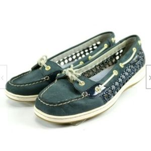 Sperry Top Sider Angelfish Womens Boat Shoes Sz 11